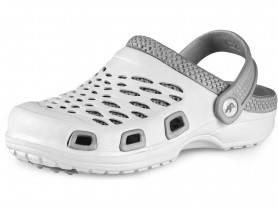 CXS TREND Pánske prezúvky, bielo/šedé