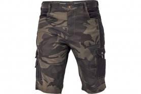 CERVA CRAMBE Šortky, camouflage