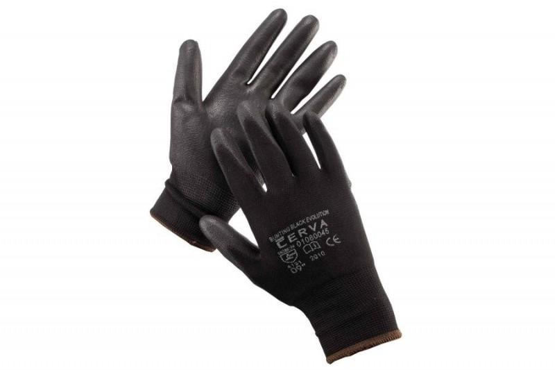 BUNTING BLACK EVOLUTION Pracovné rukavice