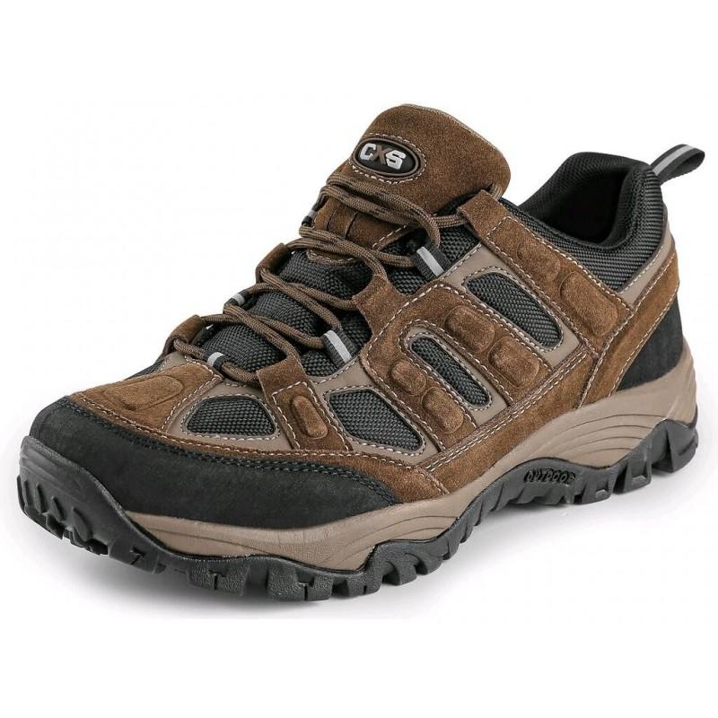 CXS ISLAND JAVA Vychádzková obuv, hnedá