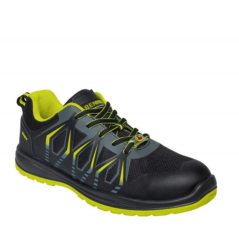 BENNON SPIKER S3 ESD LOW Bezpečnostná obuv