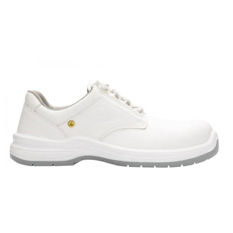 ARDON ARLOW WHITE S2 ESD Bezpečnostná obuv, biela