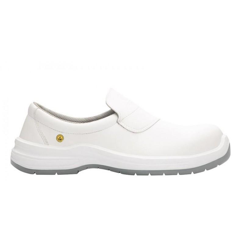 ARDON ARSLIP WHITE S2 ESD Bezpečnostná obuv, biela