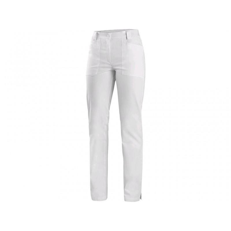 CXS ERIN Dámske nohavice, biele
