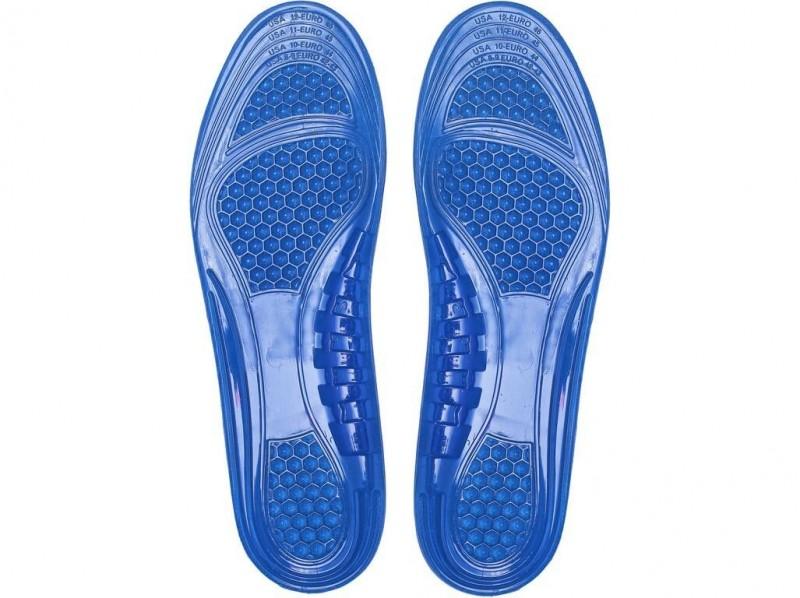 Vložky do topánok ACTIVE GEL, modré
