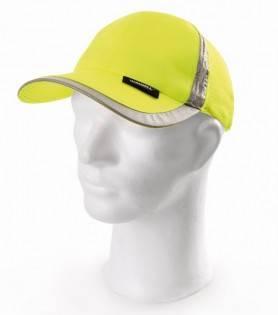 CXS ELY Reflexná čiapka, žltá