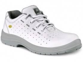 CXS WHITE LINDEN O1 2123-020-100 pracovné sandále