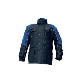 CERVA STANMORE Zimná bunda 3v1, royal modrá