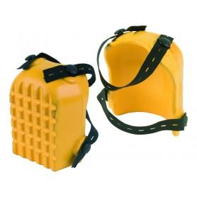 CXS Nákolenník, žltý