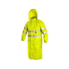CXS BATH Výstražný plášť, žltý